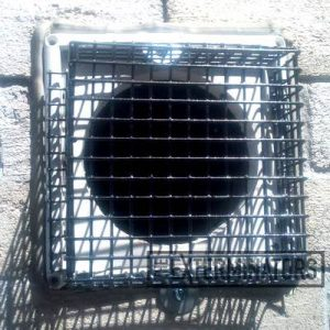 mouse exclusion sealed entry points peterborough